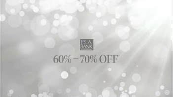 JoS. A. Bank TV Spot, 'Last Minute Sale Sweaters' - Thumbnail 1