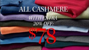 JoS. A. Bank TV Spot, 'Last Minute Sale Sweaters' - Thumbnail 7