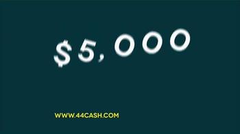 44Cash.com TV Spot, 'Too Many Payday Loans?' - Thumbnail 1