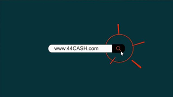 44Cash.com TV Spot, 'Too Many Payday Loans?' - Thumbnail 10