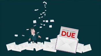 44Cash.com TV Spot, 'Too Many Payday Loans?' - Thumbnail 8