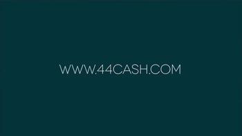 44Cash.com TV Spot, 'Too Many Payday Loans?' - Thumbnail 9