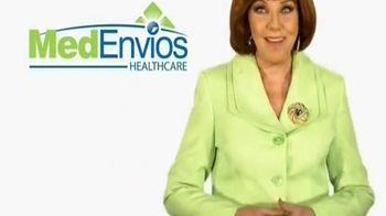 MedEnvios Healthcare TV Spot, 'Se Ocupa' Con Zully Montero[Spanish]