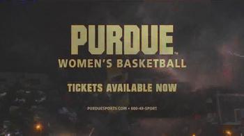 Purdue Sports TV Spot, 'Women's Basketball' - Thumbnail 10