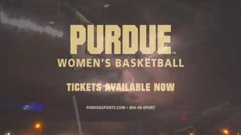 Purdue Sports TV Spot, 'Women's Basketball' - Thumbnail 8