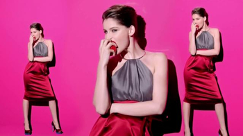 L'Oreal Infallible Pro-Last Lip Color TV Spot, 'Intensify Without the Dry' - Thumbnail 3
