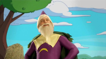 Adventure Time Game Wizard TV Spot, 'Be Your Own Wizard' - Thumbnail 1