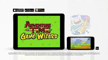 Adventure Time Game Wizard TV Spot, 'Be Your Own Wizard' - Thumbnail 8