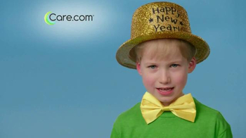 Care.com TV Spot, 'New Year's Sitter' - Thumbnail 2