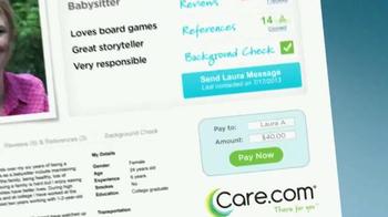 Care.com TV Spot, 'New Year's Sitter' - Thumbnail 9