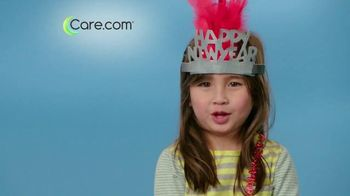 Care.com TV Spot, 'New Year's Sitter' - 856 commercial airings