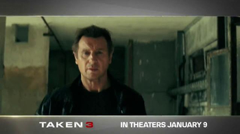 Taken 3, 'Investigation Discovery Promo' - 34 commercial airings