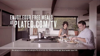 Plated TV Spot, 'Dinner Delivered to your Door - Thumbnail 10