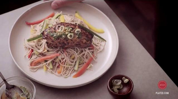 Plated TV Spot, 'Dinner Delivered to your Door - Thumbnail 8