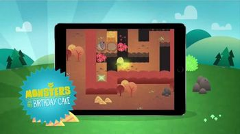 Monsters Ate My Birthday Cake App TV Spot, 'The Critics Agree' - 87 commercial airings