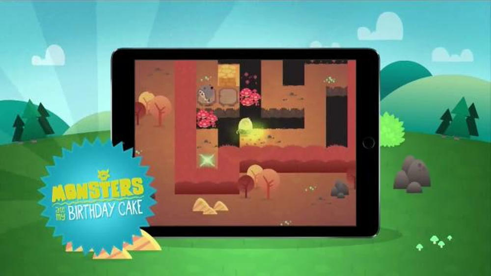 Monsters Ate My Birthday Cake App Tv Commercial The Critics Agree