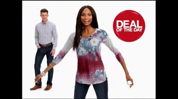 Macy's One Day Sale TV Spot, 'Jewelry, Sweaters, and More' - Thumbnail 3
