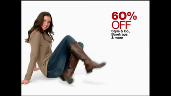Macy's One Day Sale TV Spot, 'Jewelry, Sweaters, and More' - Thumbnail 6