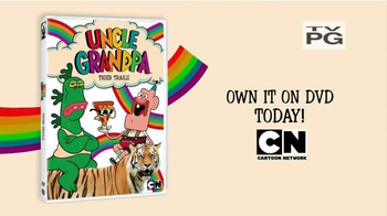 Uncle Grandpa: Tiger Trails DVD TV Spot, 'Own It Today!' - Thumbnail 10