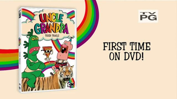Uncle Grandpa: Tiger Trails DVD TV Spot, 'Own It Today!' - Thumbnail 2