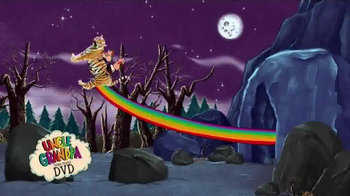 Uncle Grandpa: Tiger Trails DVD TV Spot, 'Own It Today!' - Thumbnail 5