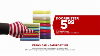JCPenney Biggest After Christmas Sale TV Spot, 'After the Celebration' - Thumbnail 5