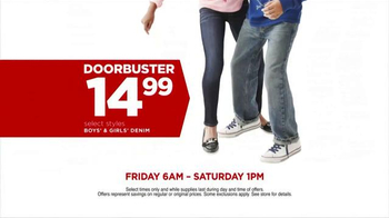 JCPenney Biggest After Christmas Sale TV Spot, 'After the Celebration' - Thumbnail 7