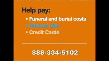 Stonebridge Life Insurance TV Spot, 'After the Funeral' - Thumbnail 7