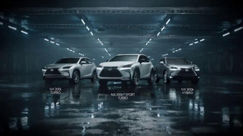2015 Lexus NX TV Spot, 'What You Get Out of It' - Thumbnail 9