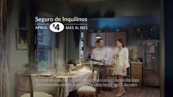 Allstate TV Spot, 'La Mala Suerte: Romantic Dinner' [Spanish] - Thumbnail 8