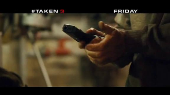 Taken 3 - Alternate Trailer 18