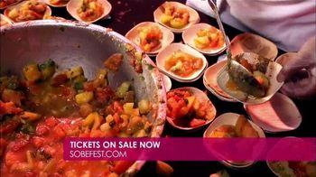 2015 South Beach Wine & Food Festival TV Spot, 'Culinary Stars'