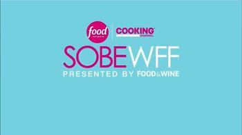 2015 South Beach Wine & Food Festival TV Spot, 'Culinary Stars' - Thumbnail 1