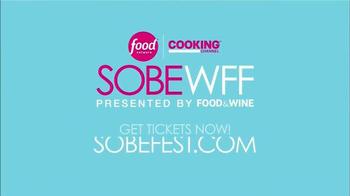 2015 South Beach Wine & Food Festival TV Spot, 'Culinary Stars' - Thumbnail 10