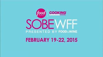 2015 South Beach Wine & Food Festival TV Spot, 'Culinary Stars' - Thumbnail 2