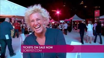 2015 South Beach Wine & Food Festival TV Spot, 'Culinary Stars' - Thumbnail 4