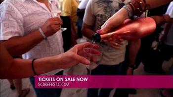2015 South Beach Wine & Food Festival TV Spot, 'Culinary Stars' - Thumbnail 6