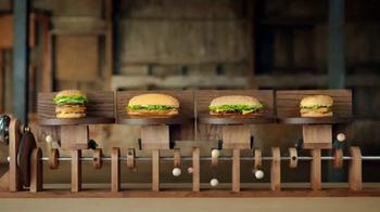 Burger King TV Spot, '2 por $5: Dos Sándwiches' [Spanish] - Thumbnail 1