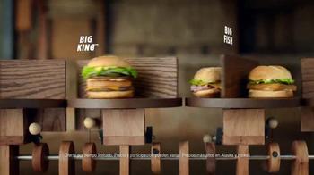 Burger King TV Spot, '2 por $5: Dos Sándwiches' [Spanish] - Thumbnail 6
