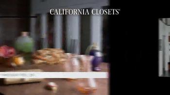 California Closets Winter White Upgrade Event TV Spot, 'Upgrade Each Room' - Thumbnail 5