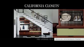 California Closets Winter White Upgrade Event TV Spot, 'Upgrade Each Room' - Thumbnail 6