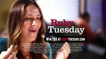 Ruby Tuesday 15 Under $10 TV Spot, 'Burgers, Flatbreads and More' - Thumbnail 10