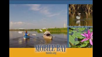Mobile Bay TV Spot, 'Relax, Recharge, Restore' - Thumbnail 2