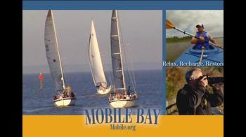 Mobile Bay TV Spot, 'Relax, Recharge, Restore' - Thumbnail 4