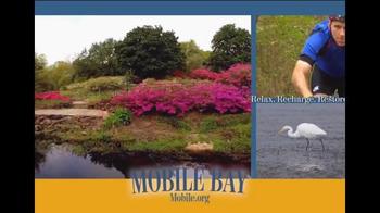 Mobile Bay TV Spot, 'Relax, Recharge, Restore' - Thumbnail 6
