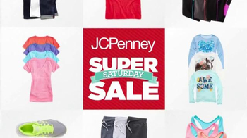 JCPenney Super Saturday Sale TV Spot, 'Big Savings All Day' - Thumbnail 2