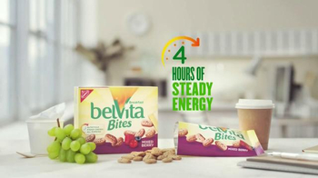 belVita Bites TV Spot, 'Brian's Morning Win' - Thumbnail 6