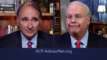 American Corporate Partners TV Spot, \'Karl Rove & David Axelrod: Veterans\'