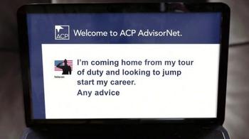 American Corporate Partners TV Spot, 'Karl Rove & David Axelrod: Veterans' - Thumbnail 7