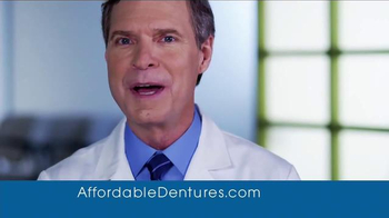 Affordable Dentures TV Spot, '40 Years of Smiles' - Thumbnail 10